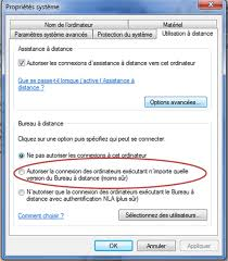 autoriser bureau a distance comment autoriser l utilisation à distance de votre ordinateur