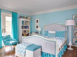 Light Blue Theme Girls Room Beauteous Bedroom Color Combination Ideas