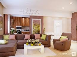 living room color scheme ideas in pastel hue and earth tone earth