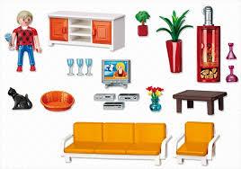 playmobil set 5332 comfortable living room klickypedia