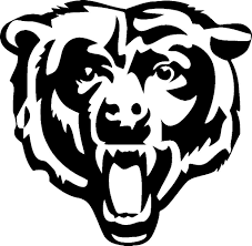 Printable Blackhawks Pumpkin Stencil by Chicago Bears Coloring Pages With Coloring Pages Eson Me