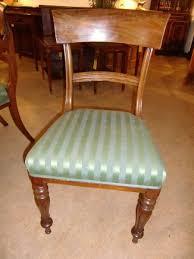 set 4 2 esszimmerstühle antik
