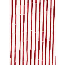 Bamboo Beaded Door Curtains by Curtains Various Colors Afg Distribution