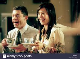 100 The Medalian LEE EVANS CHRISTY CHUNG THE MEDALLION 2003 Stock Photo 31150065
