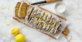 low carb zitronenkuchen mit chia samen