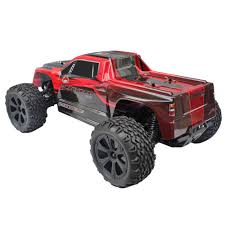 100 Electric Rc Monster Truck Redcat Racing Blackout XTE 110 Scale Brushed RC