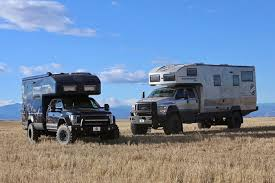 EarthRoamer Has Just Unveiled Its Latest Go Anywhere RV Called The XV HD And It Is Based On A Giant Ford F 750 Chassis