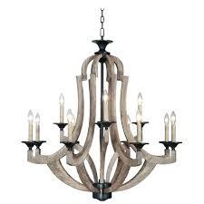 Brushed Nickel Dining Room Light Chandelier For Amazing