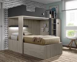chambre avec lit superposé lit superposé avec bureau amovible meubles ros meubles ros