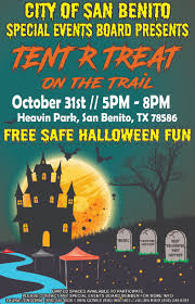 Halloween City Brownsville Tx by San Benito Tx Official Website