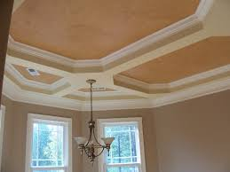 Tray Ceiling Paint Ideas by Faux Tray Ceiling Wood Vaulted Ceiling Images About Tray Ceiling
