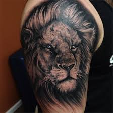 33 Ultra Realistic 36 Leo Tattoos