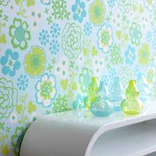 blue wallpaper wall decor source photo intrade idolza