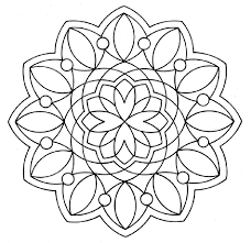 Perfect Free Mandala Coloring Pages 47 For Download With