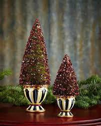 Small Bottle Brush Christmas Trees Mini History Myfantasticfriendsorg