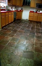 Slate Floor Kitchen Floors Design Photos
