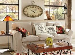 Living Room Fall Decor Images Decorating