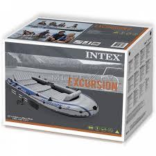 Intex Excursion 5 Floor Board by Intex 68325 Excursion 5 Boat Set 368x170x43 Inflatable Boats