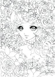 Kawaii Coloring Pages Color Book Also Japan Search