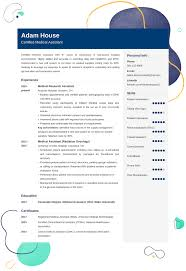 Medical Assistant Resume Sample—25+ Examples And Writing Tips 89 Examples Of Rumes For Medical Assistant Resume 10 Description Resume Samples Cover Letter Medical Skills Pleasant How To Write A Assistant With Examples Experienced Support Mplates 2019 Free Summary Riez Sample Rumes Certified Example Inspirational Resumegetcom 50 And Templates Visualcv