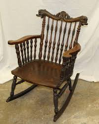 Bargain John's Antiques | Victorian Antique Oak Rocking ... Details About Copper Grove Taber Oak Carved Rocker Chair 25 X 3350 4 Danish Carved Oak Armchair Dated 1808 Bargain Johns Antiques Victorian Antique Rocking Vintage Childs Rocking Chair Ssr Childs Hand Elephant In So22 Sold Era With Leather 1890s Ornate Lift Glastonbury Armchair 639070 Larkin Soap Company Ribbon Back Wainscot Second Half 17th Century Isolated