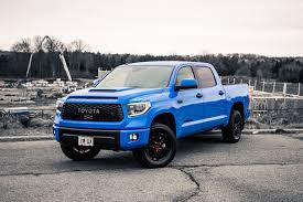 100 Toyota Truck Reviews Review 2019 Tundra TRD Pro CrewMax SR5 CAR