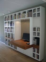 catalogue bureau center boekenkast op maat met bureau zoeken jelle
