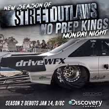 100 Western Flyer Trucking The New Season Of Street OutlawsNo Prep Xpress