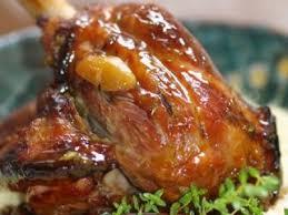 cuisiner souris d agneau au four souris d agneau au citron et thym citron recette ptitchef