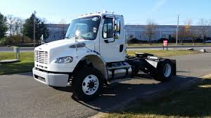 NEW 2018 FREIGHTLINER M2-106 SINGLE AXLE TRACTOR - Transteck, Inc. Mack Single Axle Flatbed Aluminuim Wheels Truck V20 Farming 2001 Gmc C7500 Single Axle Grain Truck Freightliner Dump For Sale Lapine Trucks Est Dump Trucks For Sale 2005 Peterbilt Plus Caterpillar Models As Well 1997 C8500 Awd Bucket Sale By Arthur 2015 Freightliner Scadia Sleeper 9240 Cl120 Sleeper Cab Tractor Jwh Hydraulics Ltd Waste Management Equipment Rolloffs Just A Single Axle But I Didnt Know Ford Made Tractors 1994 Topkick 5 Yard