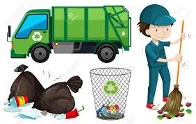 Set Of Garbage Truck And Janitor Illustration Royalty Free Cliparts ... Pin By John Arwood On Safety First Garbage Day Pinterest Amazoncom Wvol Friction Powered Garbage Truck Toy With Lights Types Of 3 Youtube A Mobile Trash Can Cleaning Service Has Hit San Antonios Streets Trucks Bodies For The Refuse Industry Side View Cartoon Illustration Stock Vector 372490030 Different Kind On White Background In Flat Style Sketch Photo Natashin 126789818 2 Tons Capacity Learn Kids Children Toddlers Dump Fire Urban Management Collection Photos