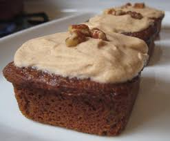 Apple Butter Cake with Apple Butter Frosting