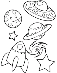 Space Coloring Pages Shuttle Diagram 2 Public Domain Image From Section