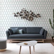 canapé tissus design canapé design scandinave en bois massif en tissu 3 places