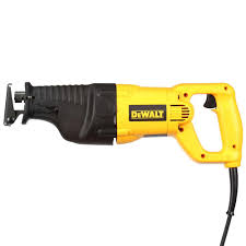 DEWALT 12 Amp Reciprocating Saw Kit DW310K The Home Depot