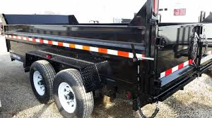 Sure-Trac 14' Dump Trailer | Truck Specialties