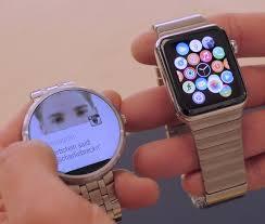 Apple Watch vs Moto 360 pared in Hands VIDEO