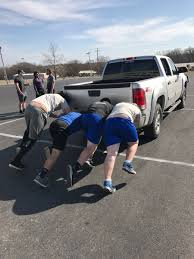 100 Truck Tug Of War Dickson Football On Twitter Competition Day For The High School