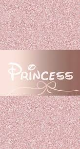 Wallpaper Lockscreen Background Pink Princess Disney Disneyprincess Ribbon