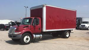 100 20 Ft Truck 11 International 4300 Ft Box SOLD YouTube