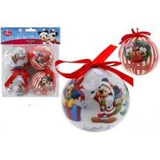 Nightmare Before Christmas Tree Toppers Bauble Set by Disney Christmas Tree Ebay