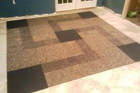 Simply Seamless Carpet Tiles Home Depot by Backyard Simply Seamless Carpet Tiles Basement Room Area For