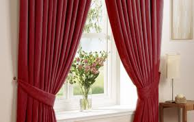Amazon Red Kitchen Curtains by Curtains Fearsome Red And White Curtains Amazon Prodigious Red