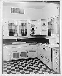 1920s 1930s Kitchen From Library Of Congress