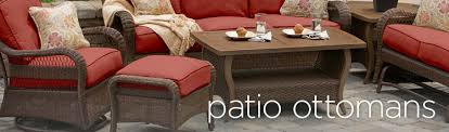 patio ottomans outdoor ottomans mathis brothers furniture
