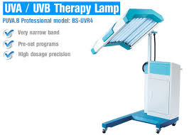 narrow band uv light therapy for eczema with uva uvb philips