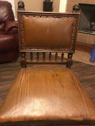 Identifying Antique Chairs | ThriftyFun How To Use Brown Antique Fniture Furnishings House Folding Chair Stock Photos Cheap Cane Chairs Find Deals On Paint A Ding Room Table Home Guides Sf Ca1900 Antique Set 6 Oak Victorian P Derby Tback Small Button Back Hot Item New Design Two Sides Arch Set Wedding Backdrop For Party Vbanquet Decoration Elbow Elm Bowback Smokers Captains Desk C1880 Lighting Light Fixtures With Large Applying Decorative Upholstery Tacks And Nailhead Trim Woodleather Folding Stool History Britannica