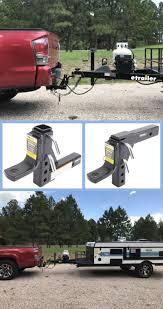 MaxxTow Adjustable-Height Ball Mount - 2