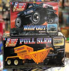 Take A Look At This Vintage Bigfoot Monster Truck Set We Just Got In!