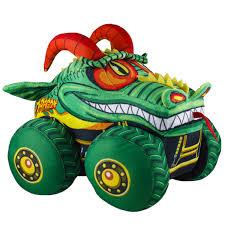 Hot Wheels Monster Jam Trucks - Toys